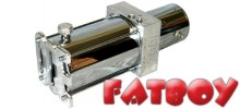 Chrome Fatboy Pump