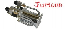 Chrome Turbine Pump