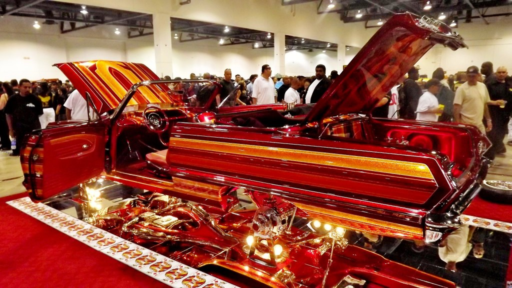 Las Vegas Super Show 2011