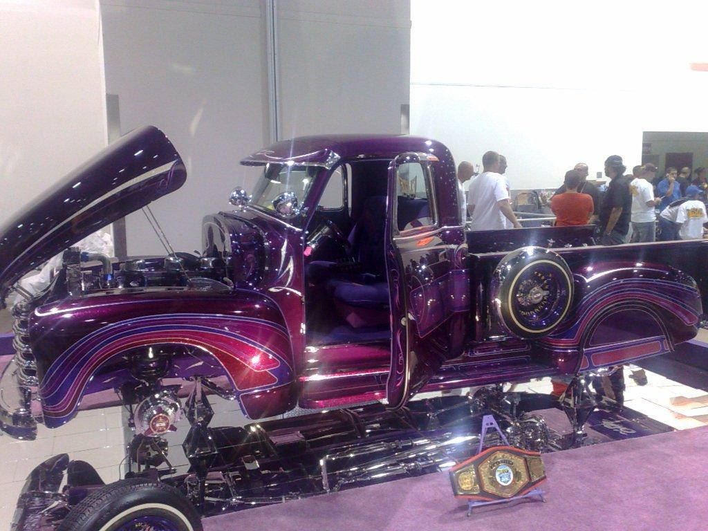 Las Vegas Super Show 2010