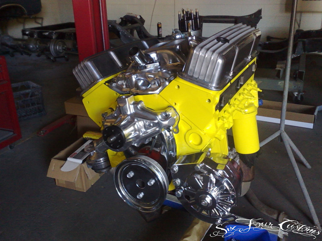 Bevans 61 Engine – image 6