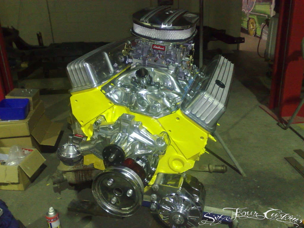 Bevans 61 Engine – image 7