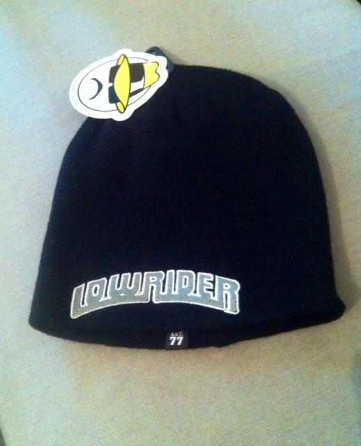 Lowrider Original Beanie