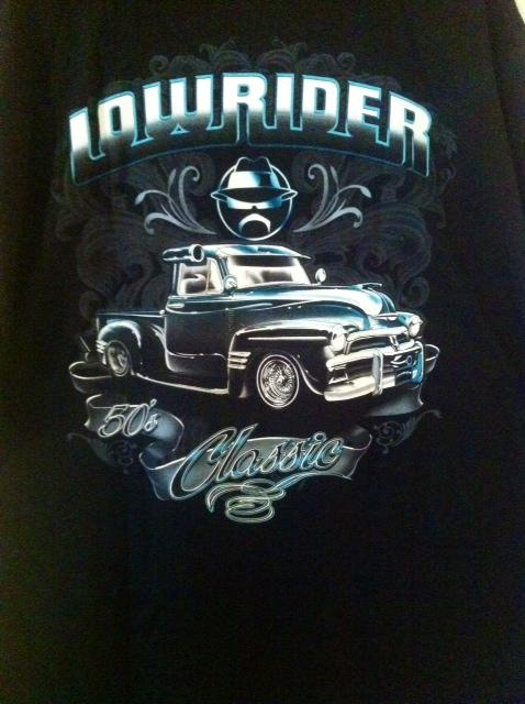 Truck Shirt Tee