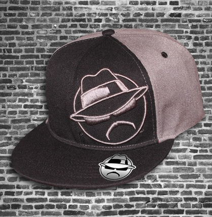 Two Tone Lowrider Hat